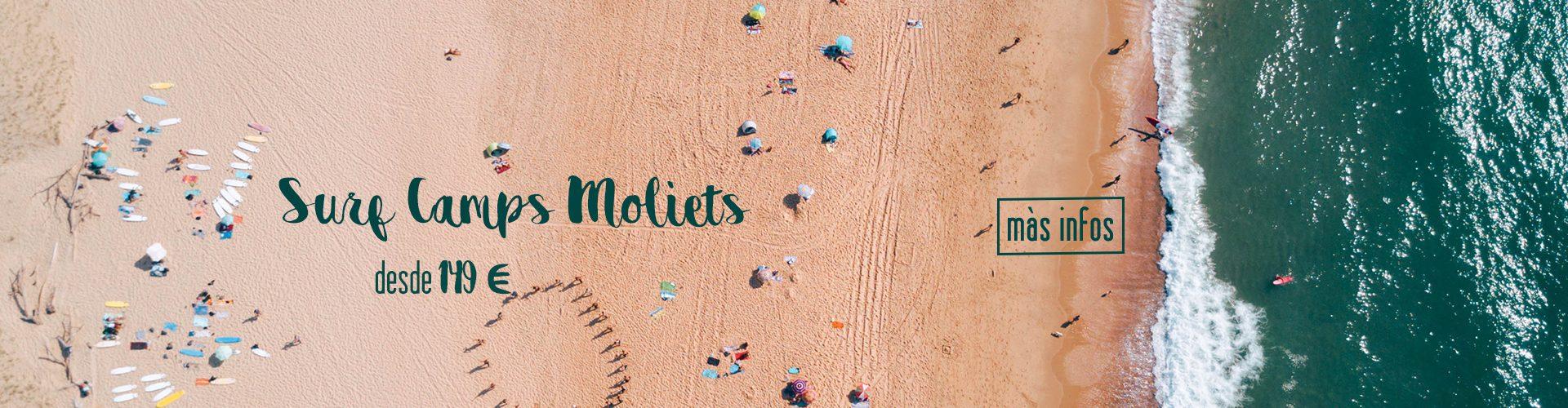 Surf camp Francia Moliets
