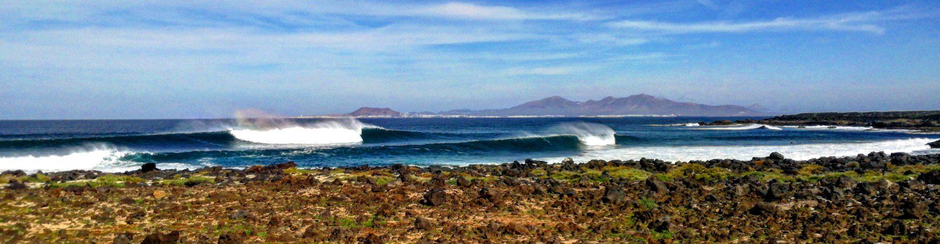 surf spot en Fuerteventura
