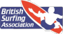 British Surf Association logo