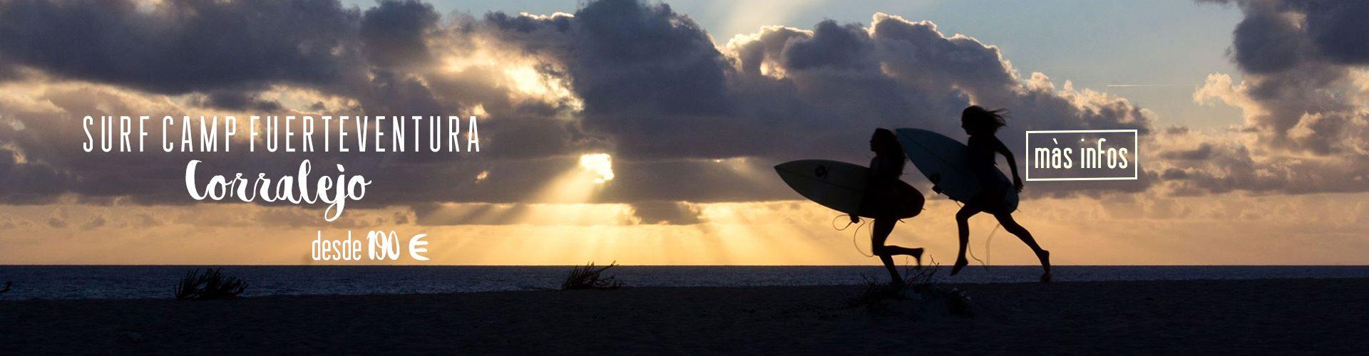 Campamento de Surf Fuerteventura
