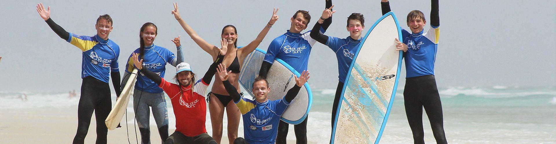 los mejores surf spots de Fuerteventura