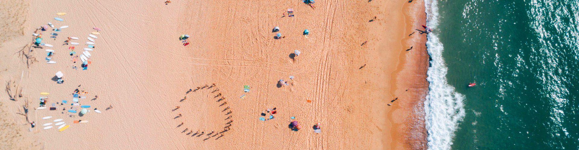 Curso de surf Planet Surf Camps Vieux Boucau
