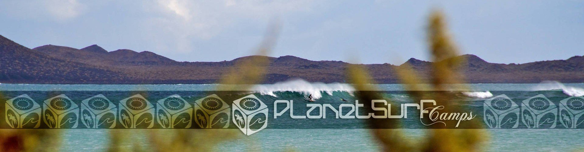 entorno natural en surf spot de Fuerteventura