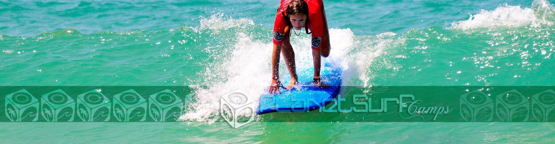 surfeando con un clima estupendo en Francia