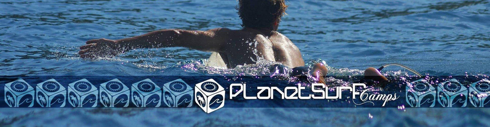Planet surfer en busca de la Ola