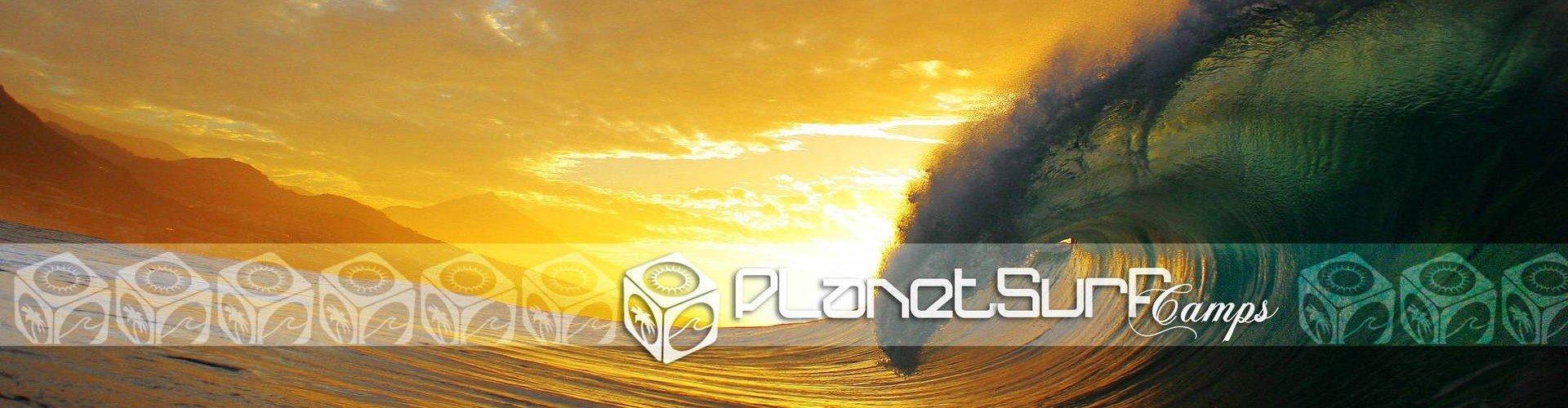 preciosa ola en surf spot de Canarias