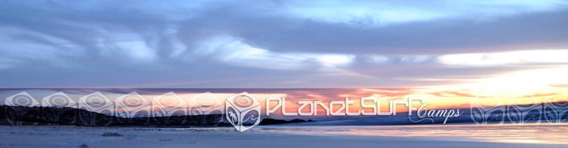 Amanecer desde surf spot Fuerteventura